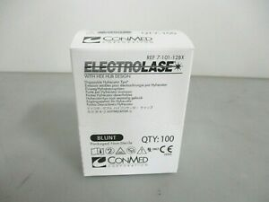 Conmed Electrolase Blunt Non sterile Disposable Hyfrecator Tips Case Of 1 100