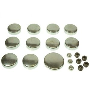 Melling Mpe 101r Chevy 400 Small Block Engines Expansion Plug Kit