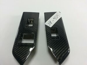 2010 2014 Mustang Convertible Carbon Fiber Lg126 Window Switch Covers A5