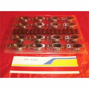 Stainless Roller Rocker Arms 1 70 7 16 Bb Chevy 396 454 Ford 351c 400m 429 460