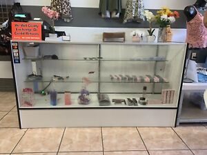Glass Display For Store