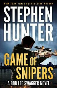 Game of Snipers Bob Lee Swagger $4.89