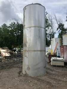 Feldmeier 2500 Gallon Stainless Steel Tank Process Storage Tank