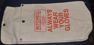 Mitchell Instruments Class 0 Class 00 Glove Carrying Bag Single Snap Case