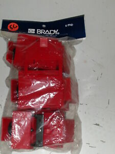 Btady Circuit Breaker Lockouts y67875 6 Pack New Old Stock