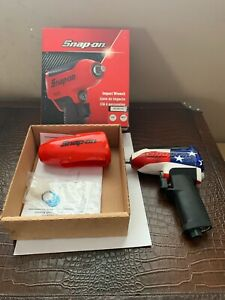 Snap On Mg325 3 8 Impact Gun American Flag Edition W Boot