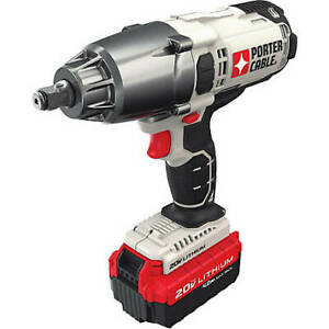Porter cable 20v 1 2 In Cordless Impact Wrench Brand New
