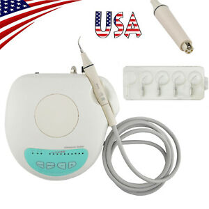 us Touchtone Dental Piezo Ultrasonic Scaler Cavitron Teeth Cleaning Machine