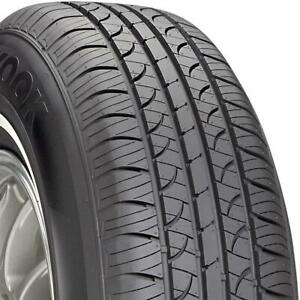 Set Of 4 Hankook Optimo H724 Tires 215 75 14 Radial Whitewall 10703