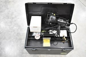 Spectroline Cc 120a Uv Black Light For Testing Leaks With Accessories