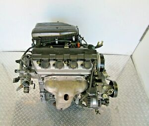 Honda Civic Engine 01 02 03 04 05 D17a D17a2 Jdm Vtec