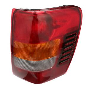New For 2001 2004 Jeep Grand Cherokee Passenger Right Side Tail Light Ch2801150