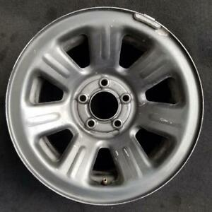 15 Inch Ford Explorer Ranger 2000 2011 Black Oem Factory Steel Wheel Rim 3404c