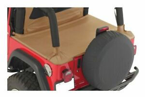 Fits Jeep Wrangler Yj 1992 1995 Spice Tops Cover Tonneau Tn10037