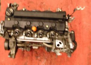 06 11 Honda Civic Oem Engine Motor Long Block R18a1 150 Psi On All Cylinders
