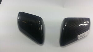 2015 2018 Mustang Carbon Fiber Lg242 Mirror Covers B2