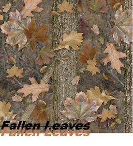 19x393 Water Transfer Printing Film Hydrographic Camo Fallen Leaves Pattern Us