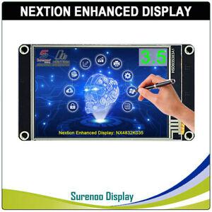 3 5 Nextion Enhanced Nx4832k035 Hmi Tft Touch Lcd Display Module Screen Panel