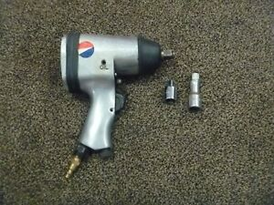 Devibiss Air Power Co At10 1 2 Impact Wrench Hose Adapter 1 2 Extension Inc