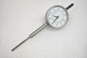 Jeweled 0 2 Gage 001 Precision Gage For Swiss Machining Fine Instruments