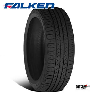 1 X New Falken Ziex Ct50 A S 255 50r20 104v Tires