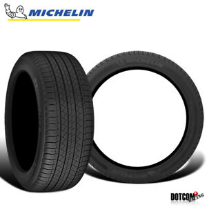 2 X New Michelin Latitude Tour Hp 255 55r18 105v Tires