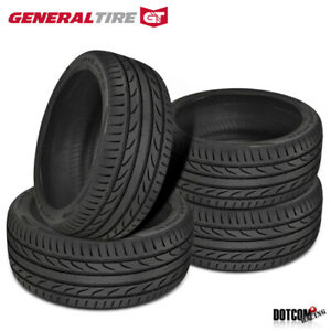 4 X New General G max Rs 205 55zr16 91w Tires