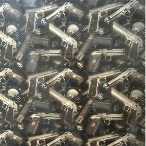 0 5 10m Water Transfer Printing hydrographic Film Broken Guns Camo Pattern Us