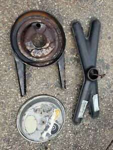 1960 s Chevrolet Corvair Air Filter Cleaner Assembly Quad Carb Intake