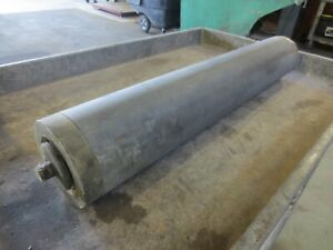 Conveyor Belt Rubber Roller 5 X 28 1 2
