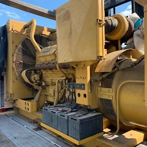 500kw Cat 3412 Diesel Generator Set