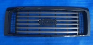 2009 2010 2011 2012 2013 2014 Ford F 150 Fx4 Front Grill Oem