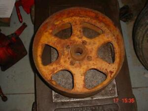 Minneapolis Moline U ut Tractor Belt Pulley Mm Ut u
