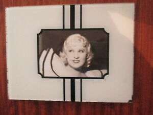 Art Deco Picture Frame Mae West 8 X 6 In Photo Opening 4 25 X 3 In