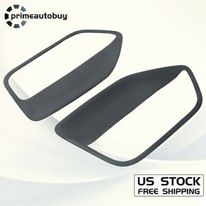 Replacement Door Panel Insert Slate Coverlay For Ford Mustang