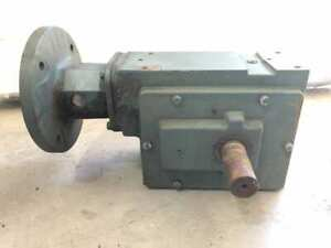 Master Ag811168q lq 20 1 Right Angle Gear Drive speed Reducer 5 4hp 3610in lb