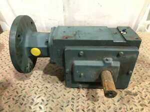 Dodge Ag812011a ce 30 1 Right Angle Gear Drive speed Reducer 4 4hp 4331in lb