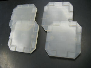 Rubber Arm Pad For Challenger Lift Set Of 4 Replaces A1104 H