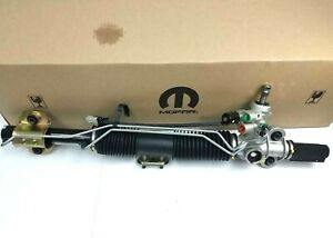 Power Steering Rack Pinion Assembly Lhs 300m Concorde Dodge With Sensor Port