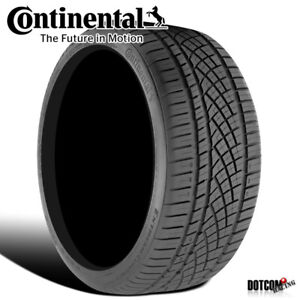 1 X New Continental Extremecontact Dws06 225 50r17 94w All Season Radial Tire