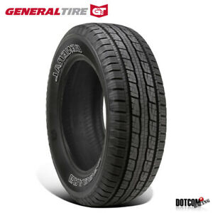 1 X New General Grabber Hts60 265 75r16 116t Highway All season Tire