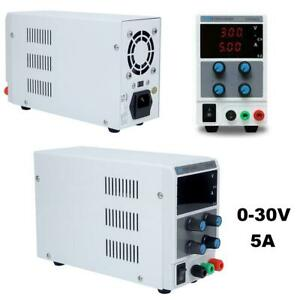 30v 5a Dual Led Digital Dc Regulated Power Supply Adjustable Variable Precision