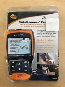 Actron Cp9695 Autoscanner Pro Obd Ii Scan Tool Open Retail Packaging Q