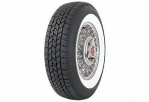 Coker 2 5 In Whitewall Nostalgia Radial Tire 215 75 14 Radial 538900 Each