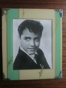 Art Deco Picture Frame Sal Mineo 13 X 11 In Photo Opening 9 X 7 In