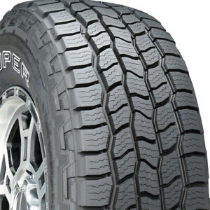 2 New 245 75 16 Cooper Discoverer At3 4s 75r R16 Tires 36839