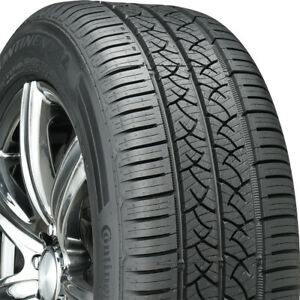 2 New 225 55 17 Continental Truecontact Tour 55r R17 Tires 36703