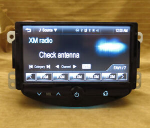 Chevy Sonic Spark Touchscreen Radio Display Stereo Mylink Aux Usb 13 17 Lsp2gtx