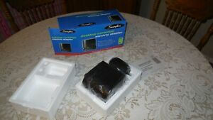 Swingline Electric Stapler Heavy Duty Cartridge 25 Sheet Capacity Blk 50201
