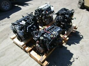 2015 2017 Ford Mustang 3 7l Engine Assembly 46k Miles Oem